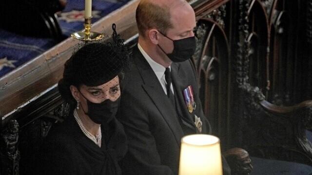 Prințul Philip a fost înmormântat - 11