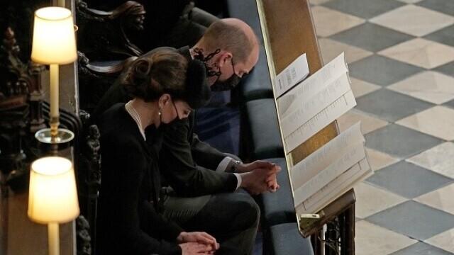 Prințul Philip a fost înmormântat - 12