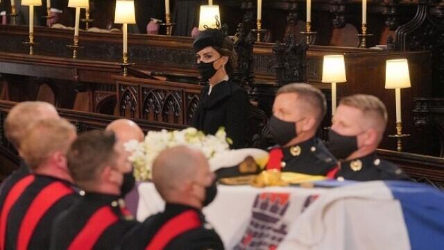 Prințul Philip a fost înmormântat - 14