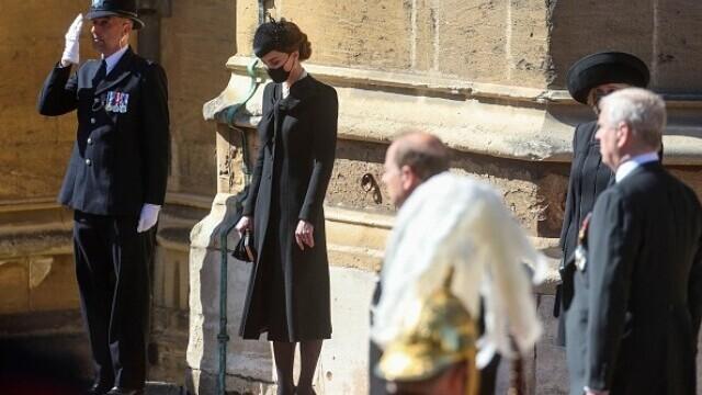 Prințul Philip a fost înmormântat - 15