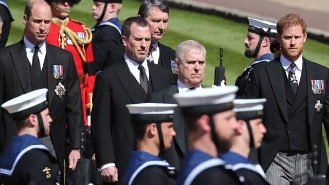 Prințul Philip a fost înmormântat - 20