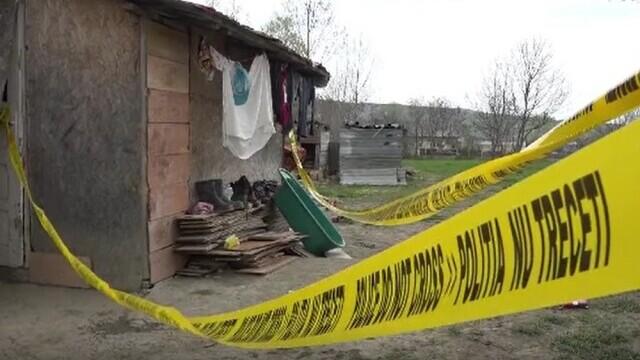Un bărbat de 44 de ani, tată a șapte copii, înjunghiat de propria soție după ce a aţipit la televizor