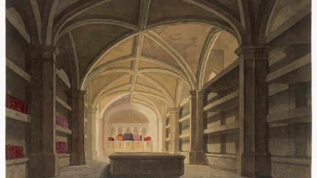 Cripta Regală - 1