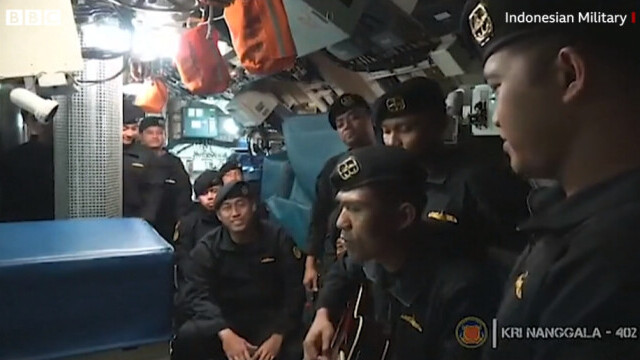 Submarin Indonezia - 7