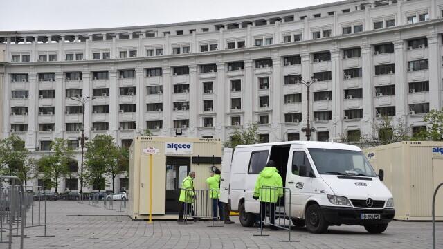 Primul centru de vaccinare drive-through din București. Tot ce trebuie să știi despre centrul din Piața Constituției - 3