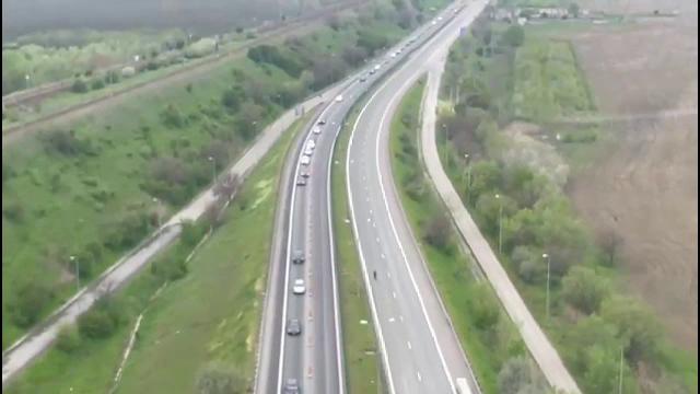 Cum se circulă pe drumurile spre mare și munte. Probleme pe Autostrada A1