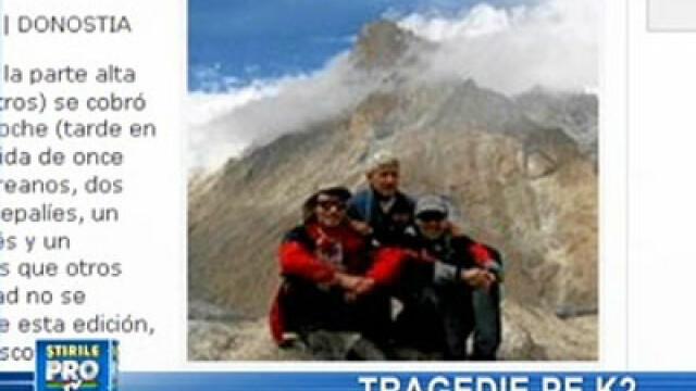 18 alpinişti, surprinşi de o avalanşă în Himalaya