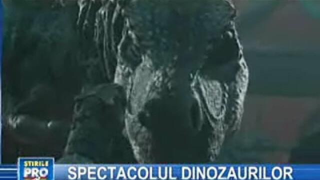 Dinozauri la New York