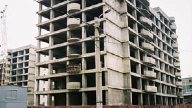Lucrările de construcţii au urcat cu 33%