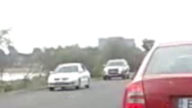 Metoda de evitat aglomeraţia din trafic, pusă în aplicare