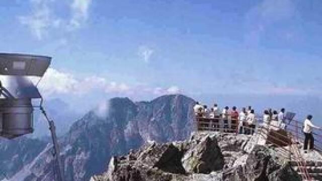Panică în muntii Tatra