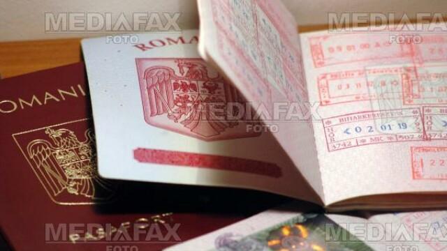 Irakienii aveau paşapoarte falsificate