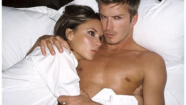 Victoria si David Beckham