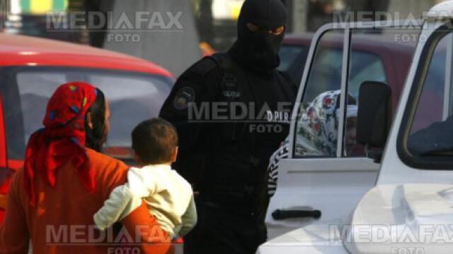 Jandarmii au intervenit pentru aplanarea conflictului