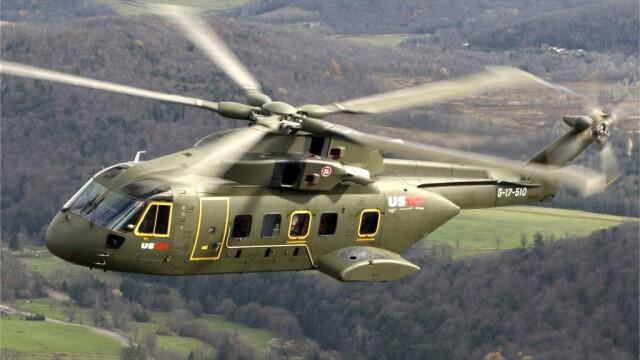Un elicopter al armatei libaneze a efectuat o aterizare fortata