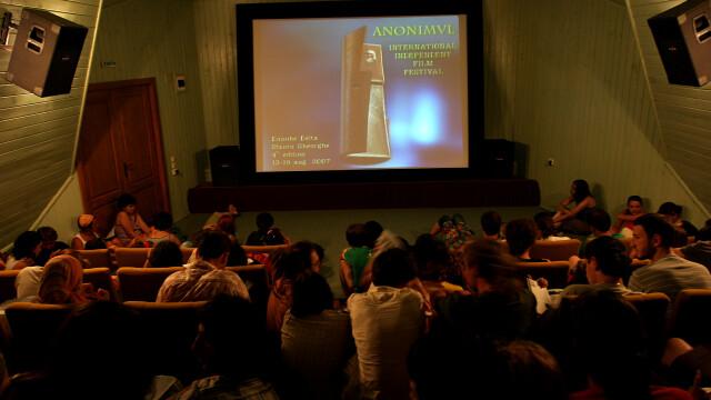 Festivalul de Film Independent Anonimul