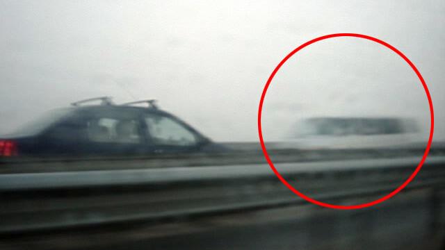 Singur impotriva tuturor! Pe contrasens, pe Autostrada Bucuresti-Pitesti! - Imaginea 3