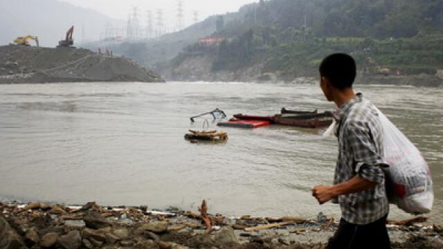 Inundatii China