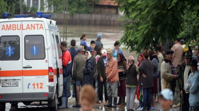 Accident de proportii pe DN 22 C, judetul Constanta. Noua persoane au fost ranite din 3 autoturisme