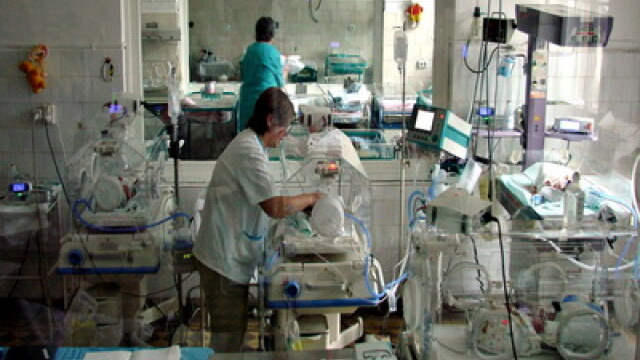 O asistenta de la Gr. Alexandrescu a facut infarct de la prea multa munca