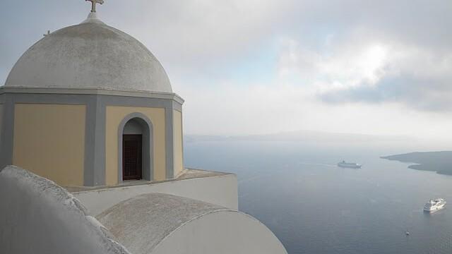 Santorini, coltul de rai visat de orice turist!