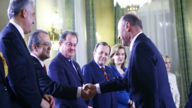 Traian Basescu, la PDL: La legislative puteati face macar ce a facut Dan Diaconescu