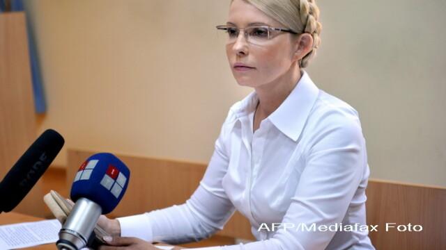 Fostul premier al Ucrainei, Iulia Timosenko, arestata: