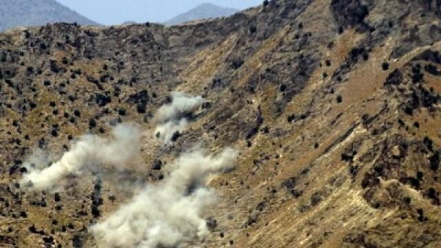 Talibanii din Afganistan au doborat un elicopter NATO. Cei 37 de oameni de la bord au fost ucisi