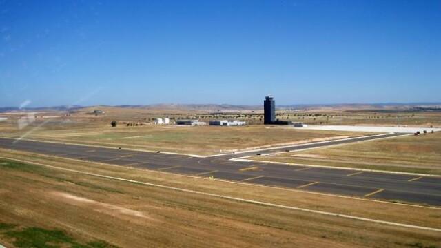 VIDEO. Fantoma care inghite sute de milioane de euro: Aeroportul Don Quijote din Ciudad Real, Spania - Imaginea 1