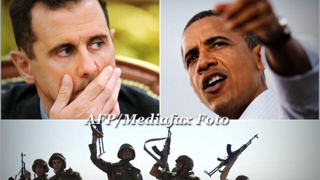 Noul presedinte din Iran vrea sa intermedieze negocieri intre Bashar al-Assad si rebelii din Siria - Imaginea 28