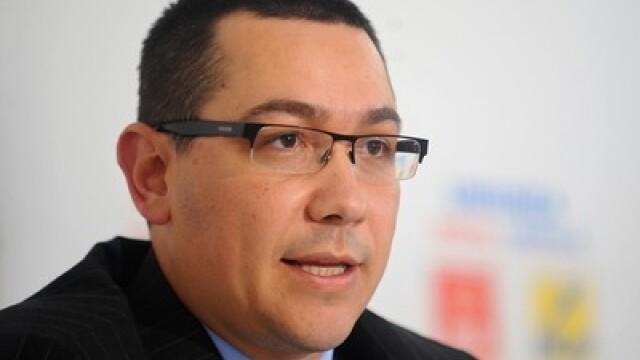 Victor Ponta: Prin revocarea lui Lazaroiu, \