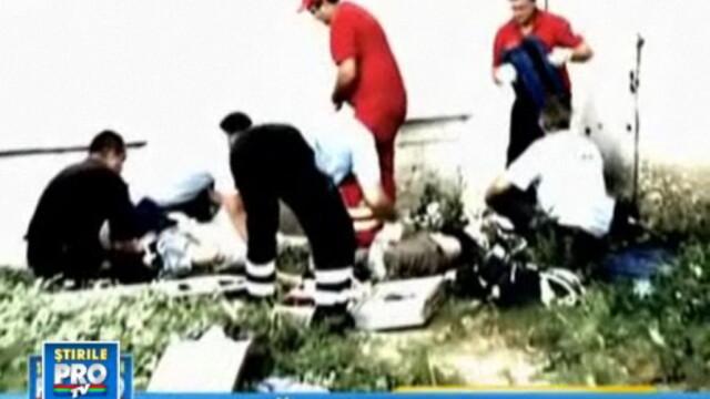 A cazut cu tot cu balcon si a murit pe masa de operatie. Caz incredibil la Timisoara