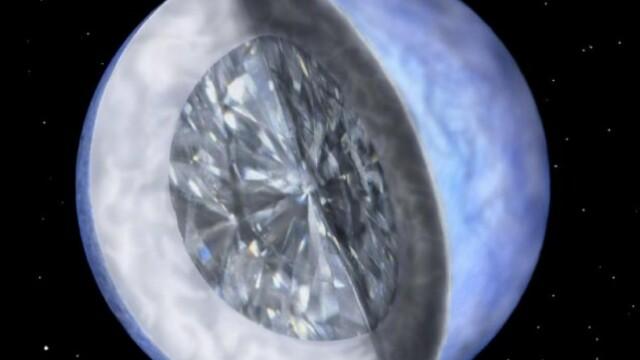 Planeta diamant