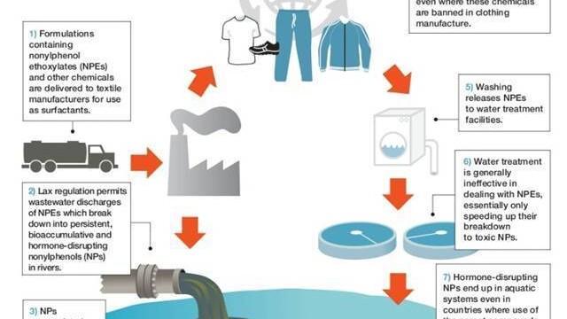 ADIDAS, NIKE si H&M pe lista Greenpeace de firme celebre care produc haine