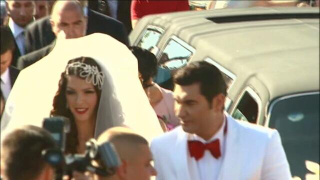 Nunta Alinei si a lui Cristi Borcea - 3