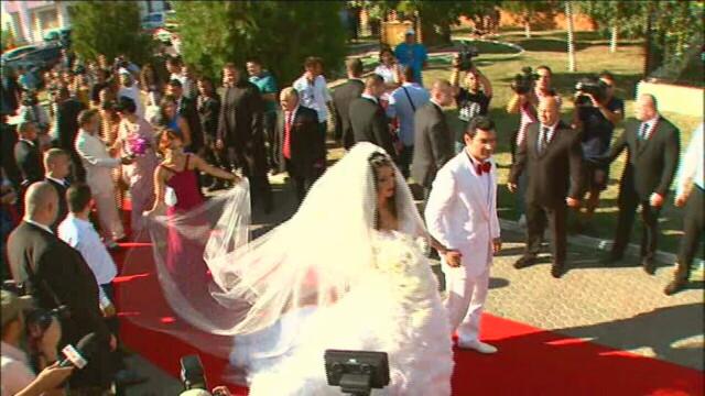 Nunta Alinei si a lui Cristi Borcea - 6