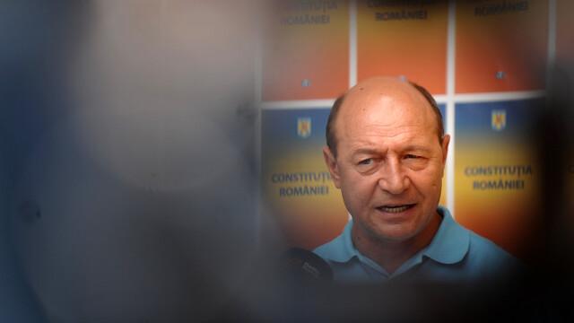 Basescu: Cand Guvernul depune listele electorale la CC voi cere scurtarea termenului de pronuntare