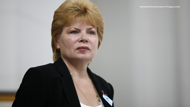 Ponta: Sper ca, miercuri seara, Mona Pivniceru va depune juramantul ca ministru al Justitiei
