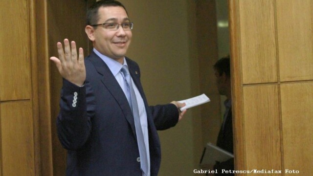 Ponta: Mi s-a indeplinit visul de a fi ministru al Justitiei. Totusi, sper sa se incheie curand