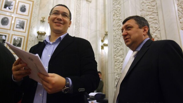 DNA: Teodor Atanasiu si fiul vitreg al ministrului Dobritoiu, urmariti PENAL