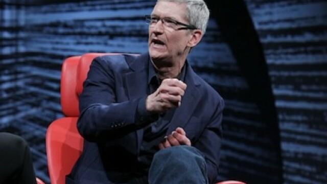 conducerea Apple