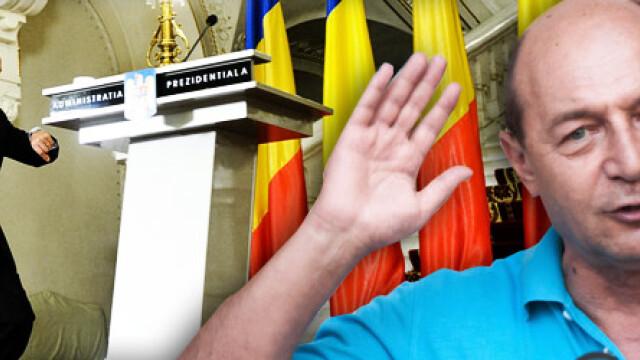 TRAIAN BASESCU SE INTOARCE LA COTROCENI. Monitorul Oficial a publicat decizia Curtii Constitutionale