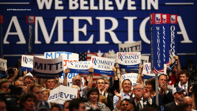 Mitt Romney se va lupta cu Barack Obama la alegerile prezidentiale. Clint Eastwood il sustine. VIDEO - Imaginea 2