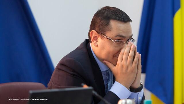 Victor Ponta: Exprimarea mea in legatura cu invatatoarea Anghel a fost una nefericita si o regret
