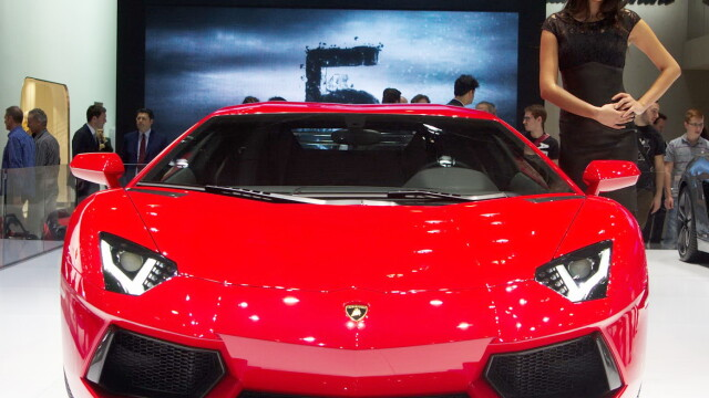 Bentley, Lamborghini, Ferrari