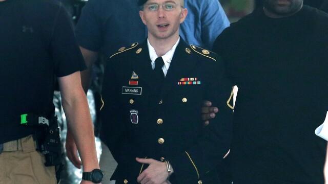 Scandalul WikiLeaks. Bradley Manning a depus o cerere de gratiere adresata lui Barack Obama