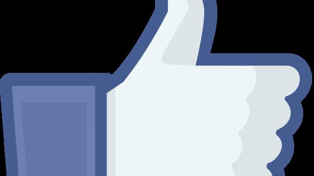 butonul de LIKE pe Facebook