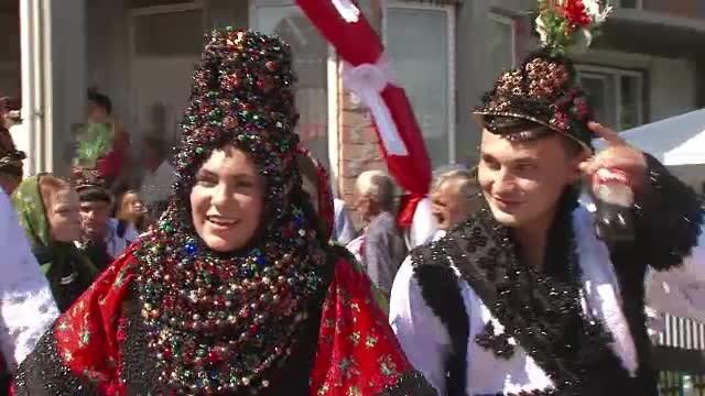 nunta traditionala in Maramures