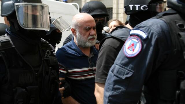 Omar Hayssam a fost adus la DIICOT pentru a fi audiat in dosarul de inselaciune si delapidare