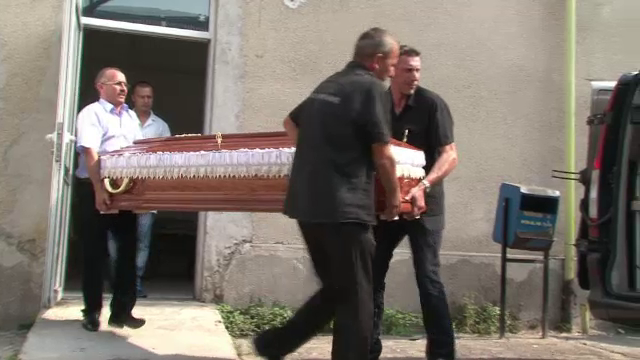Familia Gabor se pregateste de inmormantare. Veronica Bulai va fi ingropata la Bacau